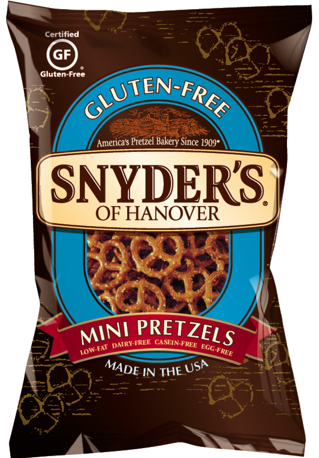 food and product reviews snyder s 100 calorie gluten free pretzel