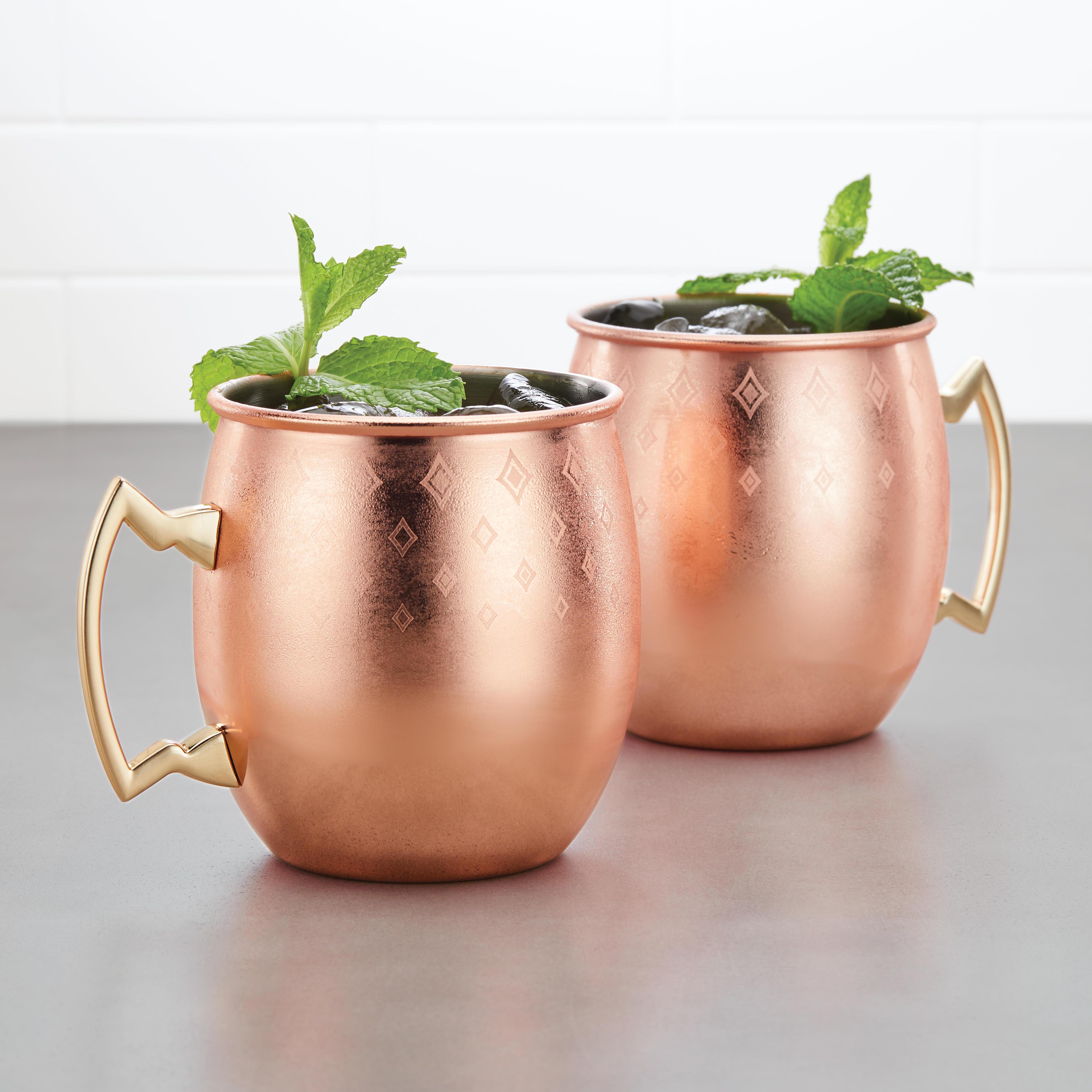 Moscow Mule Origin  + Ayesha Curry Mug Set