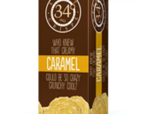 34º Caramel Crisps