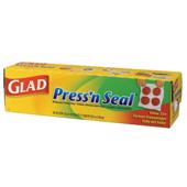 GLAD Wrap Press'n Seal...