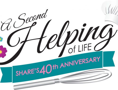 The 13th Annual Second Helping of Life Tasting Event in September