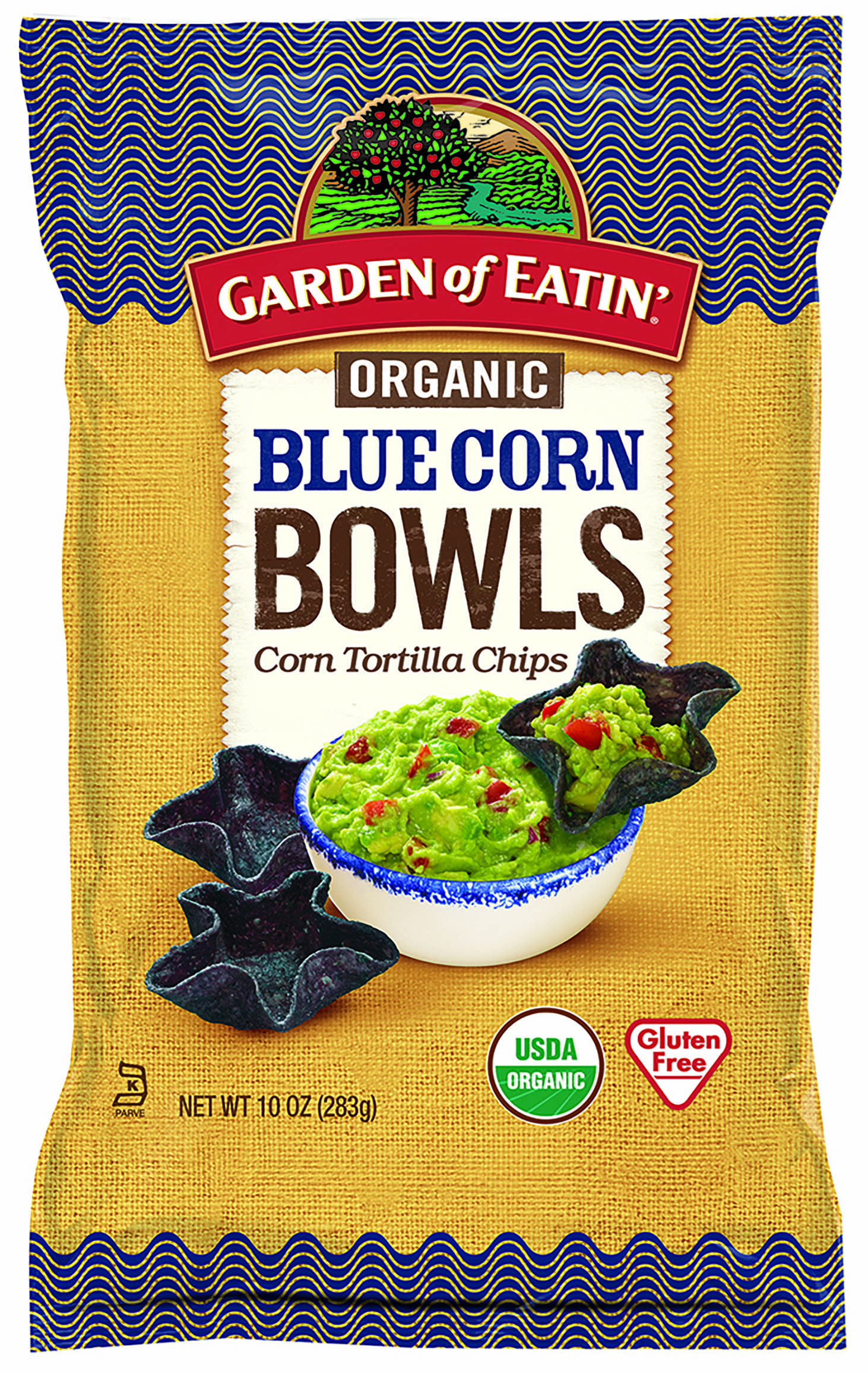 Garden of Eatin Organic Corn Bowls Food and Product Reviews