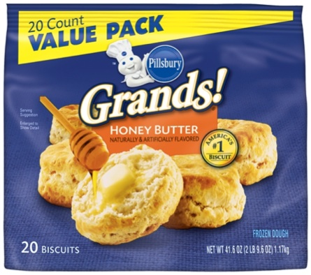 Pillsbury Honey Butter Biscuits Cooking Instructions