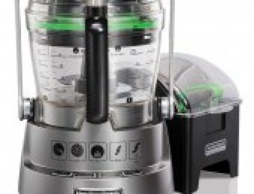 Win Hamilton Beach Professional Dicing Stack and Snap Food Processor