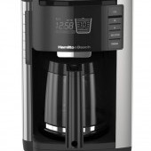 Hamilton Beach TruCount 12 Cup Coffee Maker