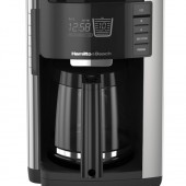 Win Hamilton Beach TruCount 12 Cup Coffee Maker