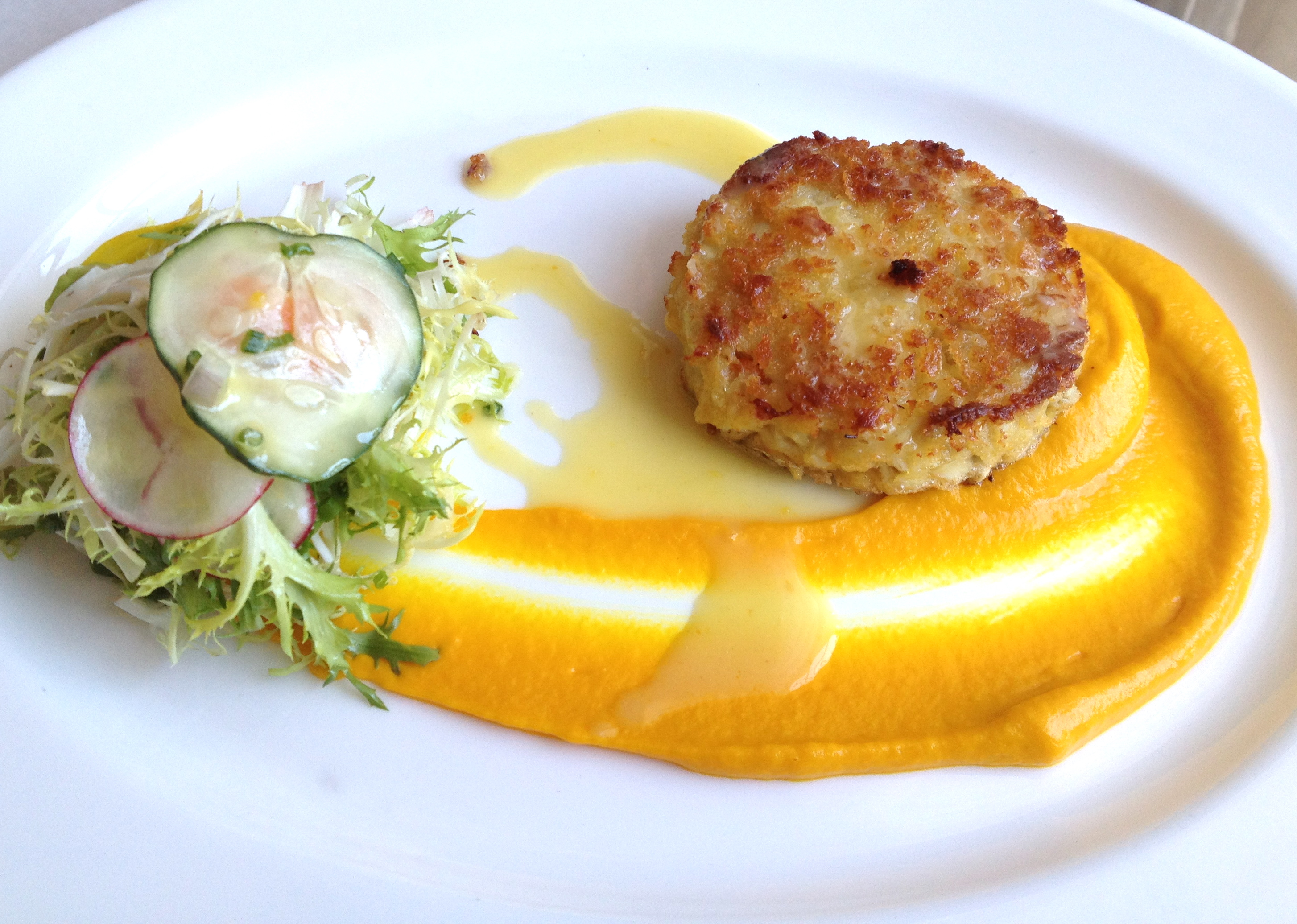 Food And Restaurant Reviews Artisan Restaurant In The