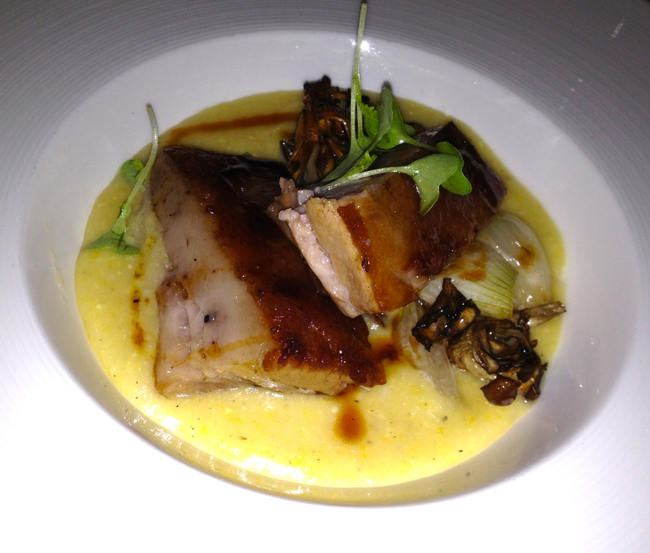 Food and Restaurant Reviews - Colicchio & Sons Tavern Room - Food ...