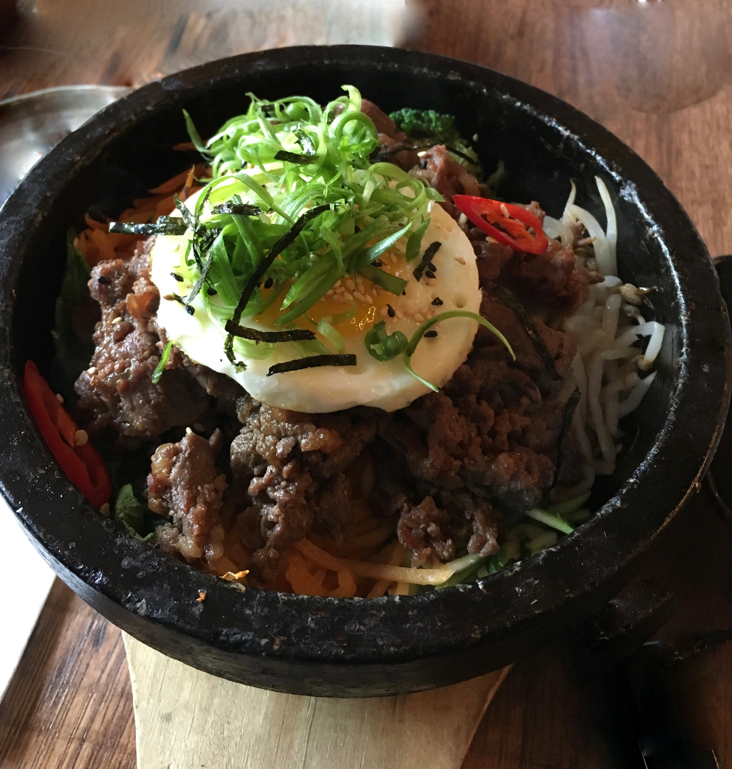 Barn Joo, Union Square, NYC - food and restaurant reviews ...