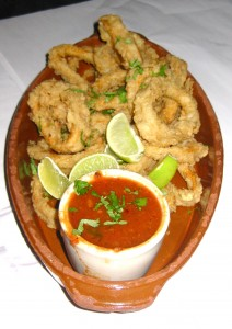 Fried Calamari on Bite of the Best