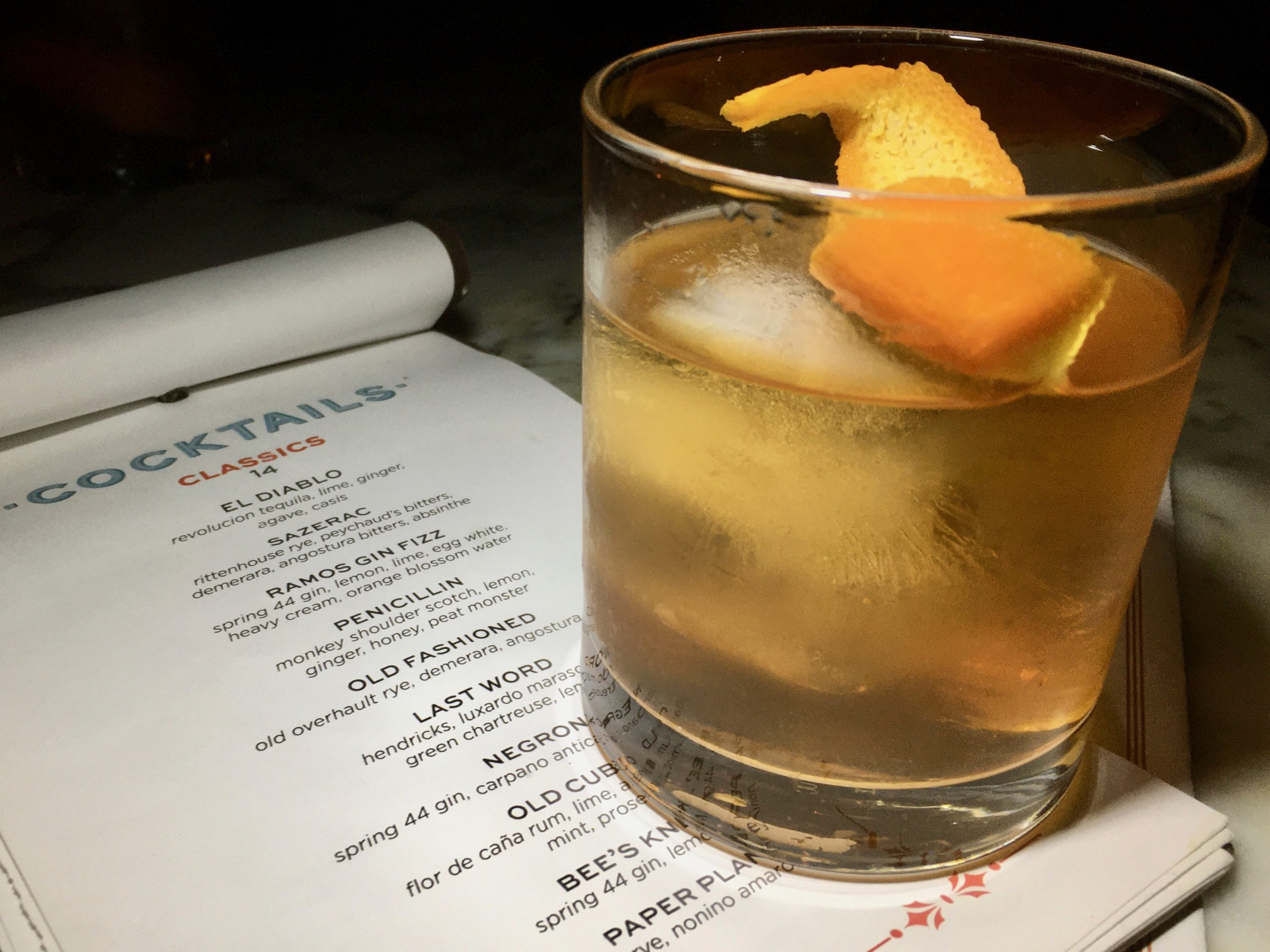 Grab A Drink At Bo S Kitchen Bar Room Gramercy Flatiron Ny Bite Of The Best
