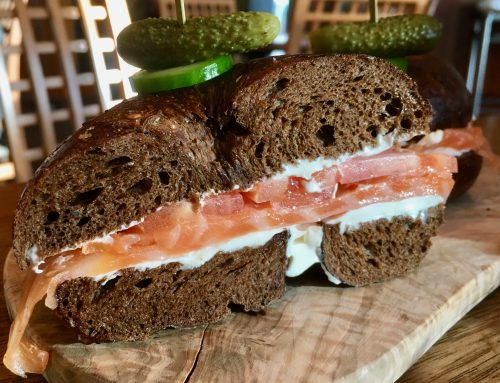 LOX at Café Bergson, Museum of Jewish Heritage, Battery Park