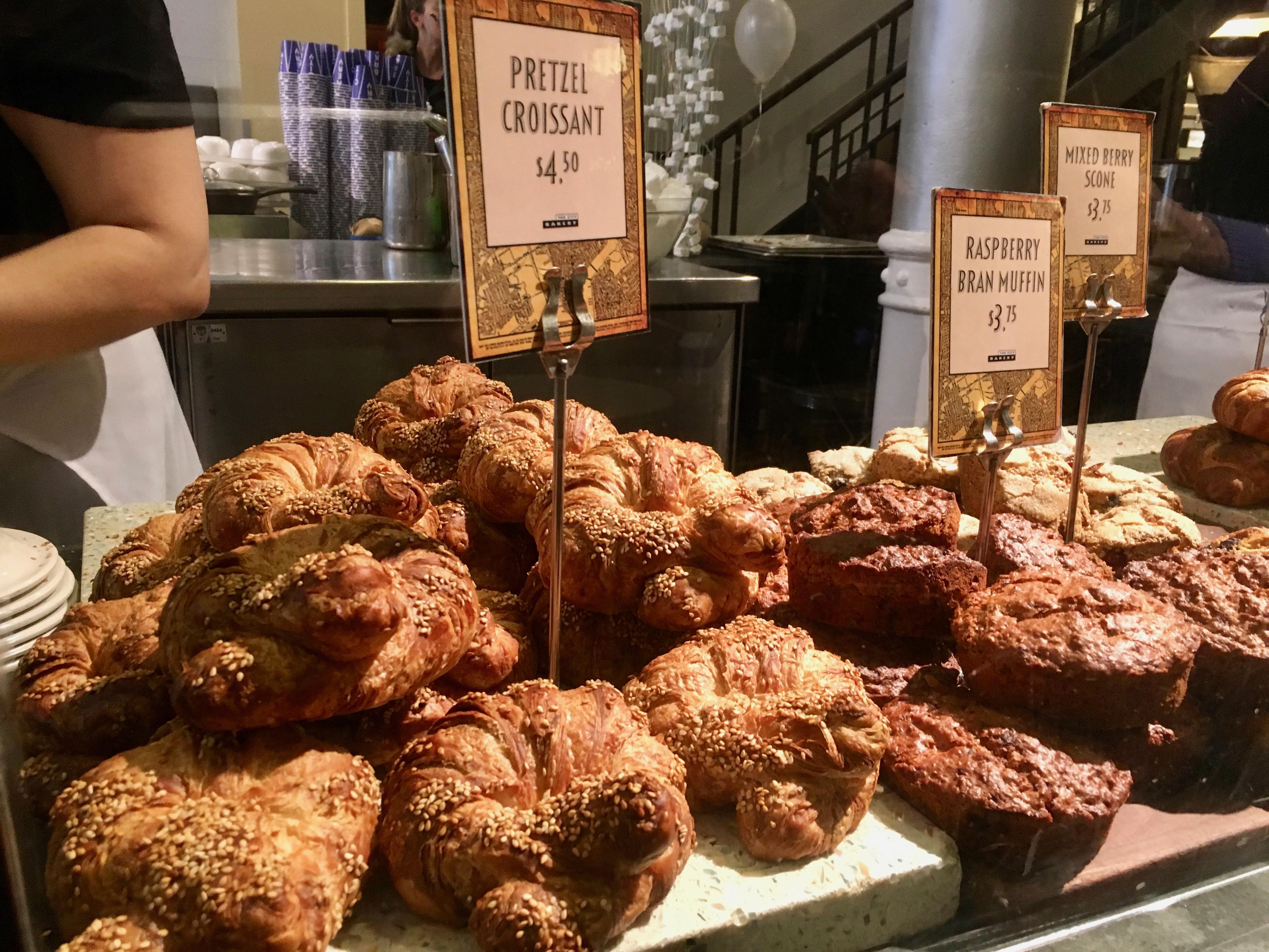 City Bakery's Pretzel Croissant, Gramercy-Flatiron, NYC