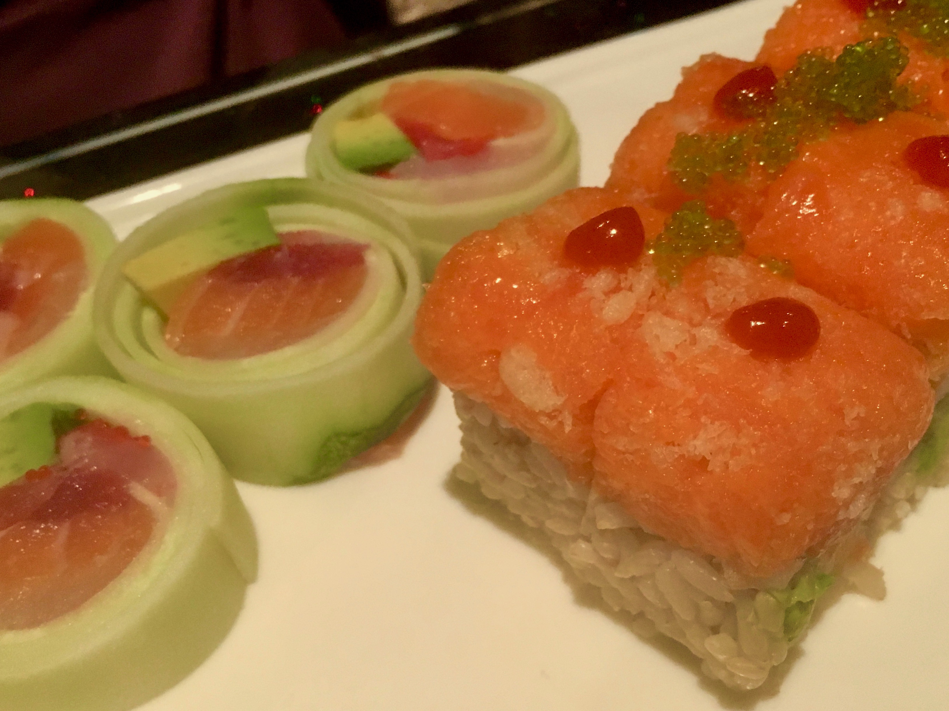 Royal Siam Anago Sushi, Chelsea, NYC
