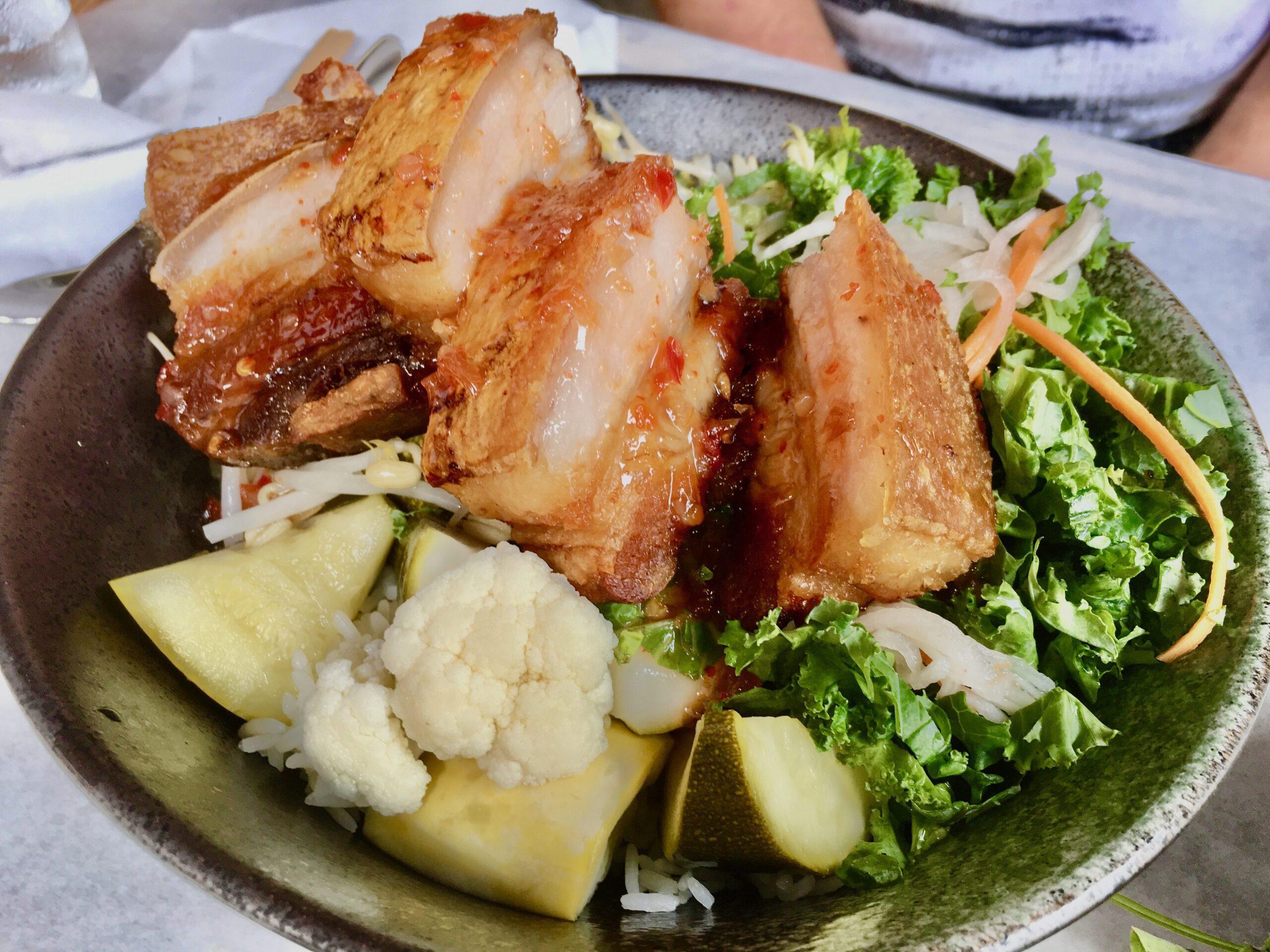 Laotian Food at Khe Yo, Tribeca, NYC