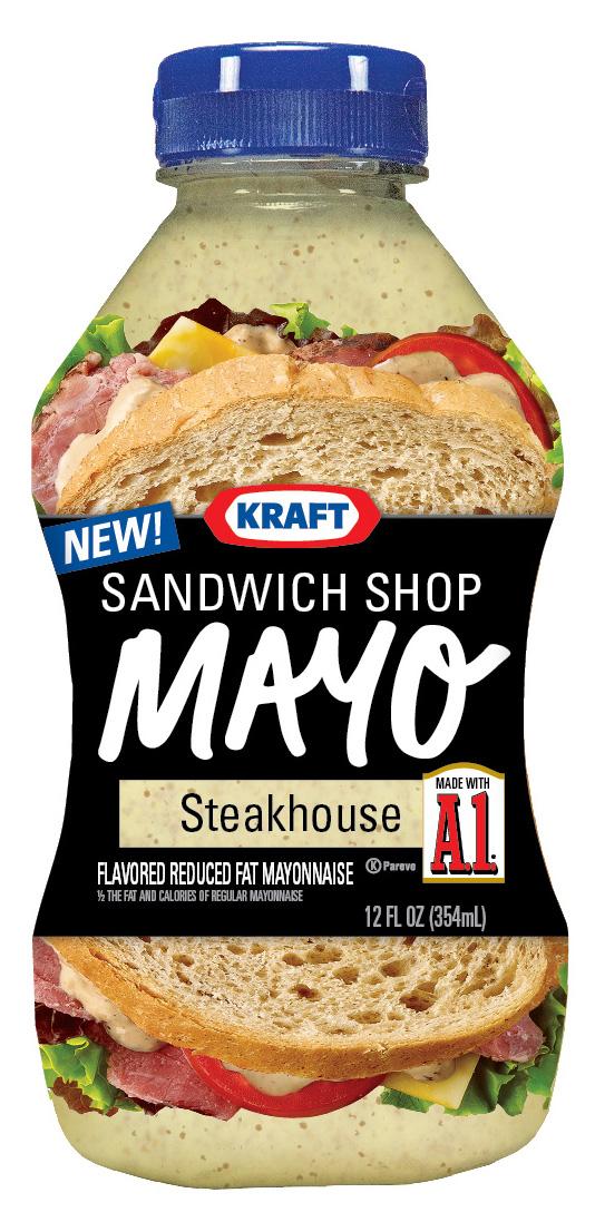 kraft salad mayonnaise