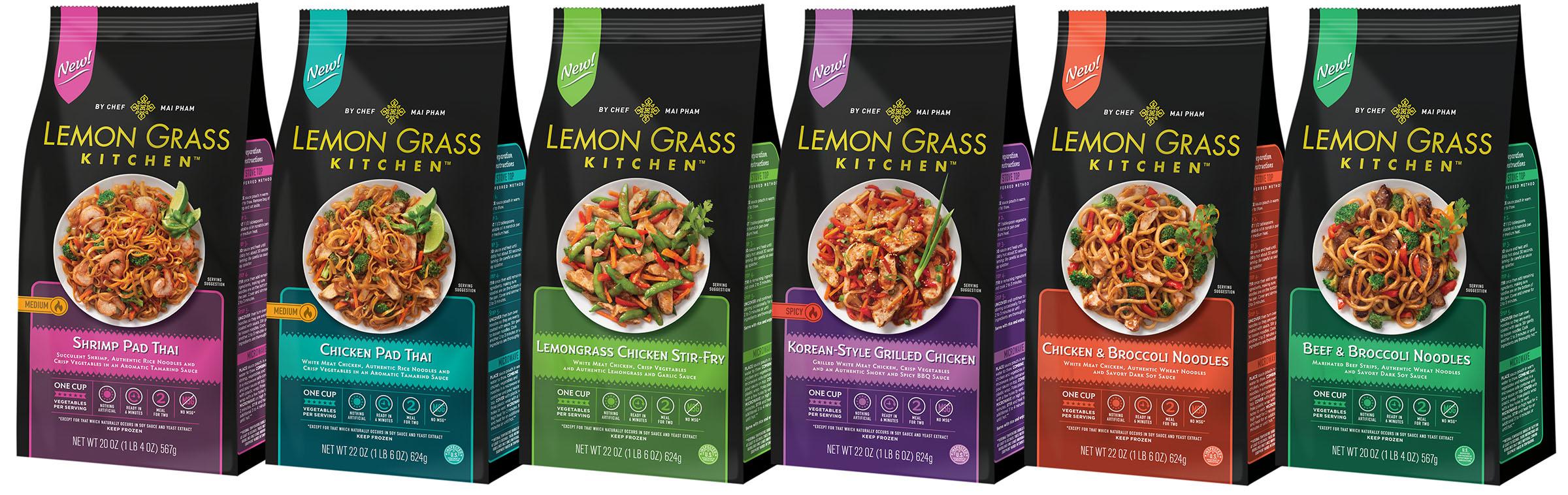 Lemongrass Kitchen Frozen Food Reviews