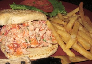 Lobster Sandwich GeltsonI