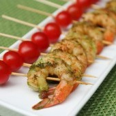 Marge Perry's Green Shrimp