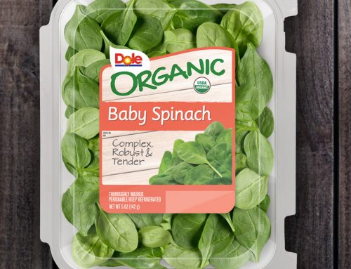 Dole Organic Salad Mixes