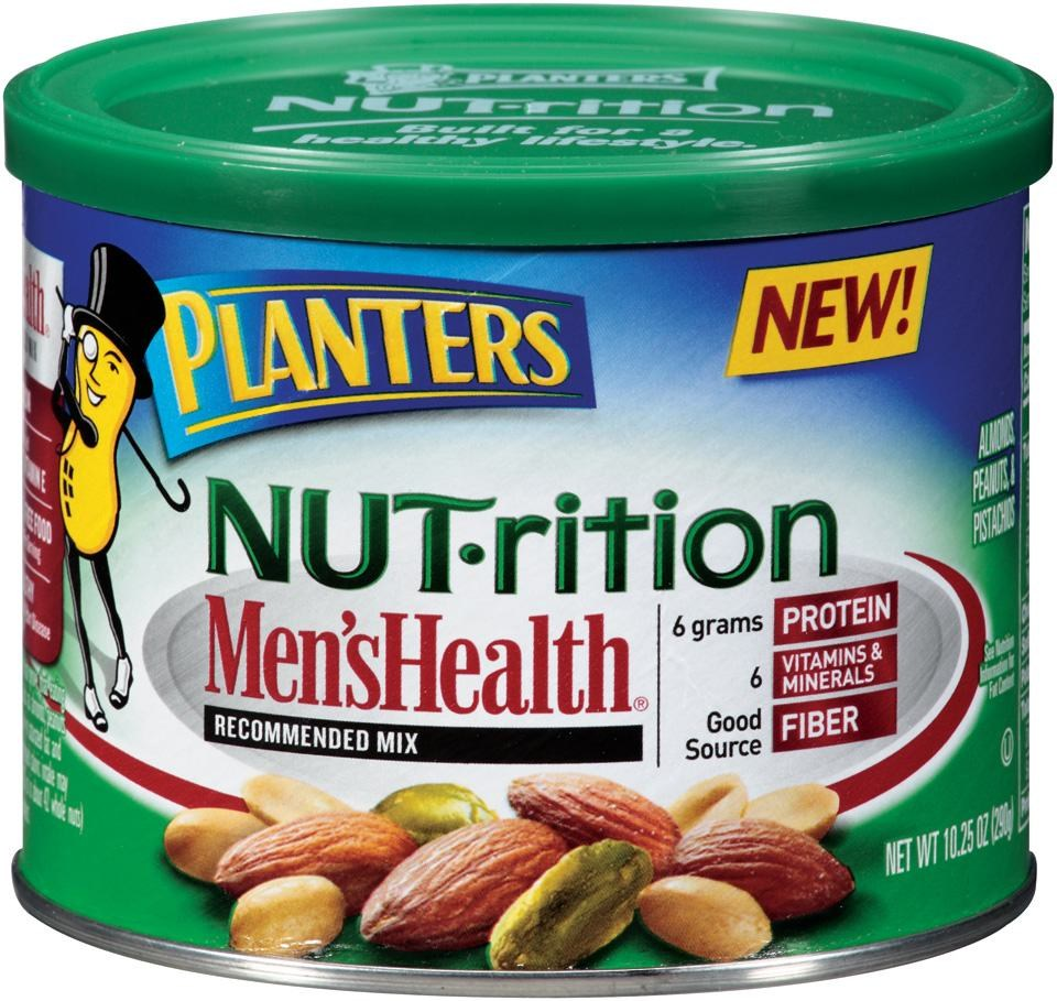 Food and Product Reviews - Planters NUT-rition Men's Health ... Planters Healthy Mix on healthy design, healthy cover, healthy live, healthy old, healthy shape, healthy milk, healthy flour,