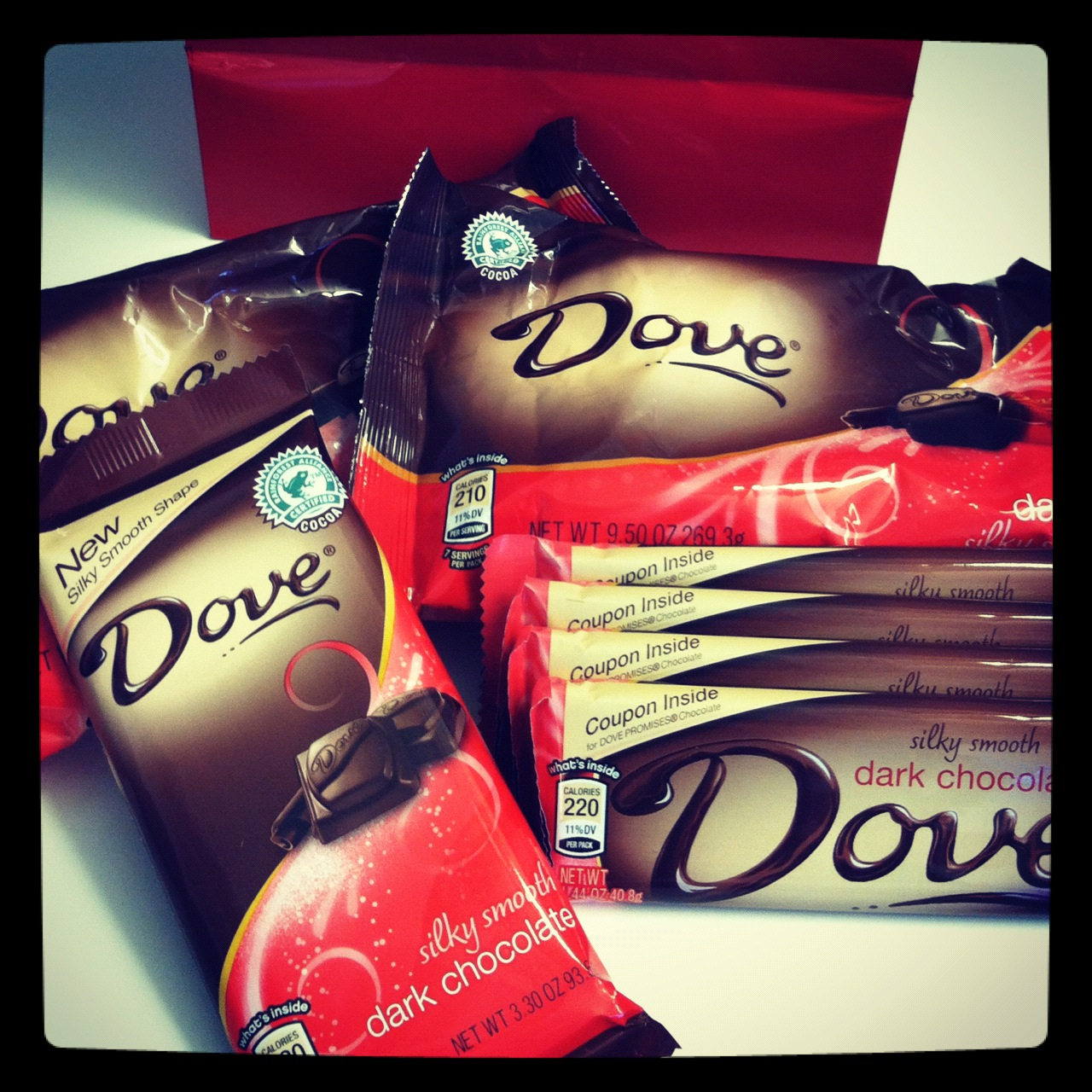 Food, product review and FREEBIES - Win Dove Dark Chocolate - food ...