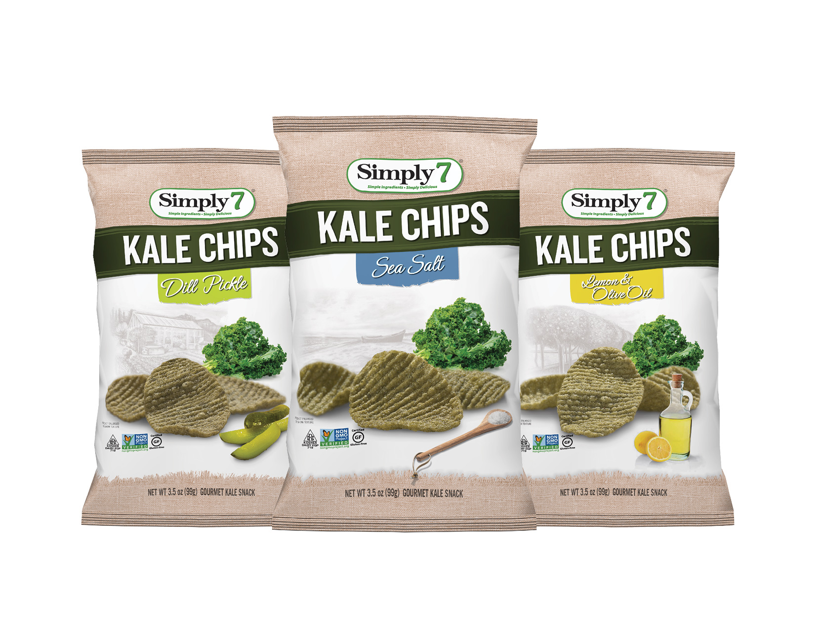 Simply7 Kale Chips — Food and Product Reviews — Food Blog | Bite ...