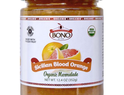 Bono Organic Blood Orange Marmalade