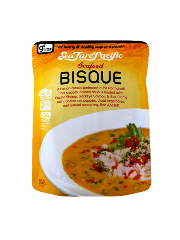 ... soups: West Coast Ciopinno, Smoked Salmon Chowder and Seafood Bisque