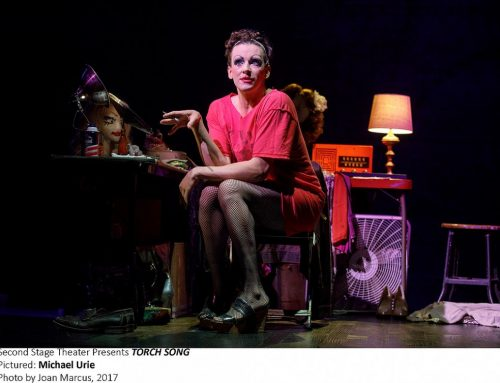 Torch Song:  Theater Pizzazz