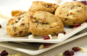 Charleston Cookie Company - White Chocolate Cranberry Cookies