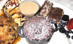 Yolo dessert