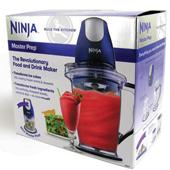 Ninja blender master prep