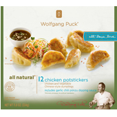 Food and Product Reviews - Wolfgang Puck's Chicken Pot Stickers - Food ...