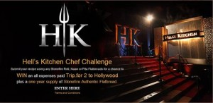 Stonefire Hells Kitchen Challenge