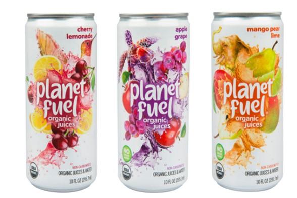 marketing plan organic juices