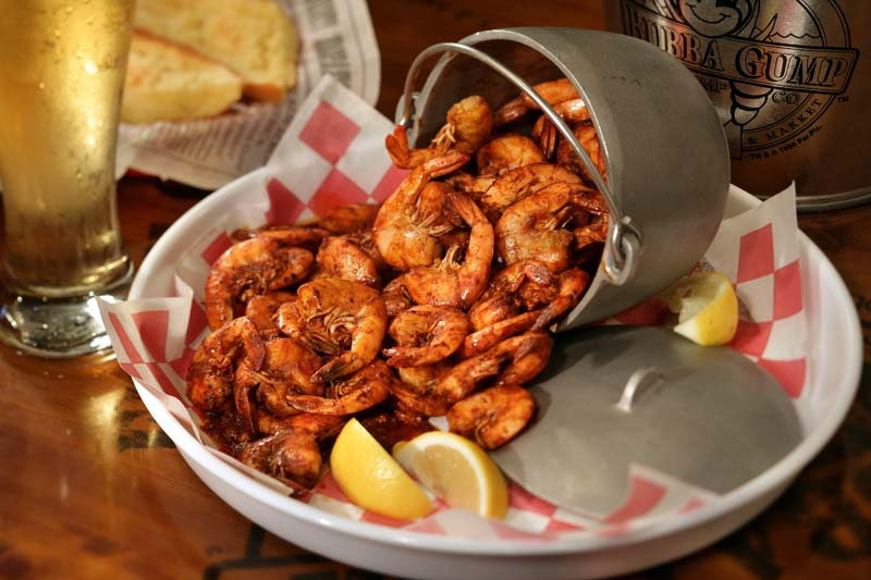 Food and Restaurant Reviews - Bubba Gump Shrimp Co., NYC - Food Blog | Bite of the Best