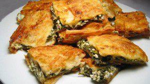 spinach-borek