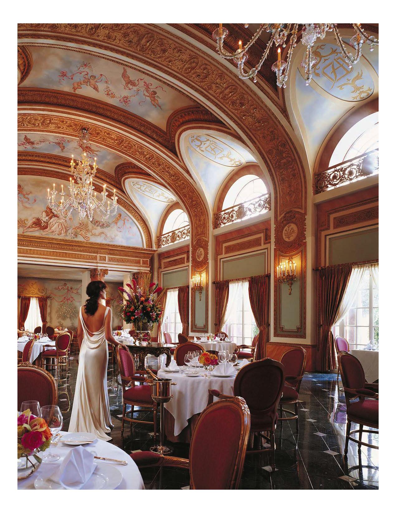 Adolphus Hotel Dallas Restaurants
